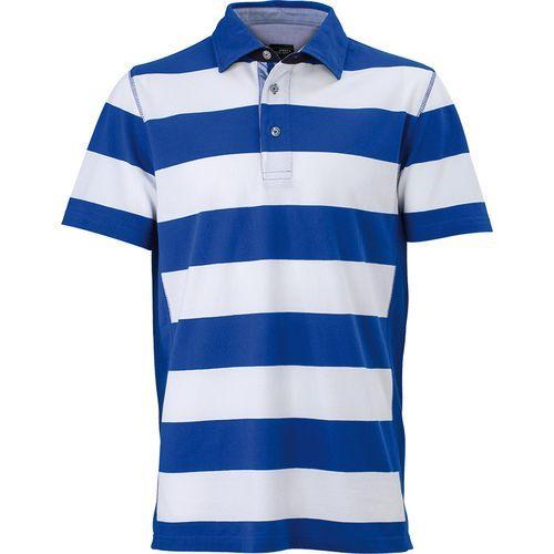 Polo fashion Homme - bleu