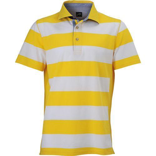 Polo fashion Homme - jaune