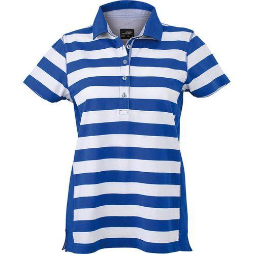 Polo fashion Femme - bleu