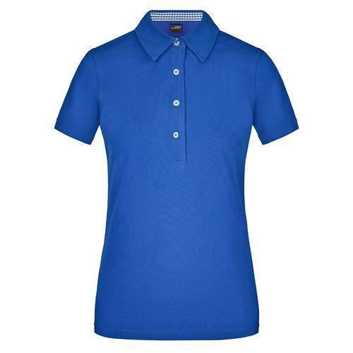 Polo fashion Femme - bleu royal