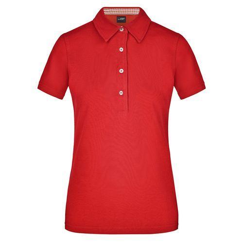 Polo fashion Femme - rouge