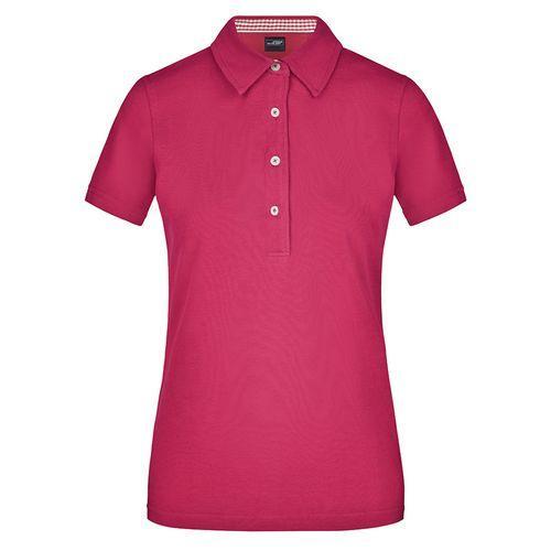 Polo fashion Femme - pourpre
