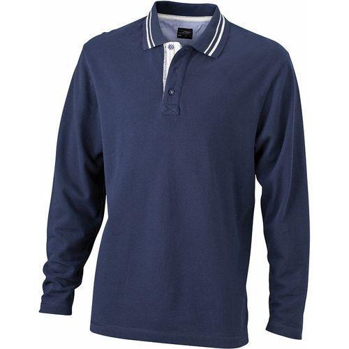 Polo fashion Homme - bleu marine