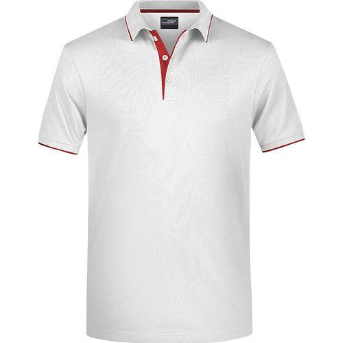 Polo classique Homme - rouge