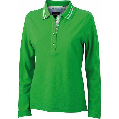 Polo fashion Femme - vert
