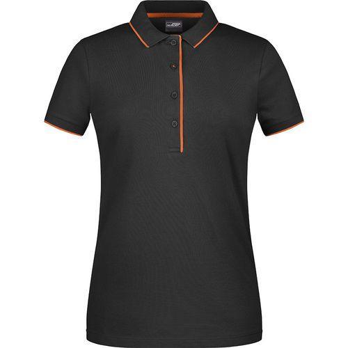 Polo classique Femme - orange