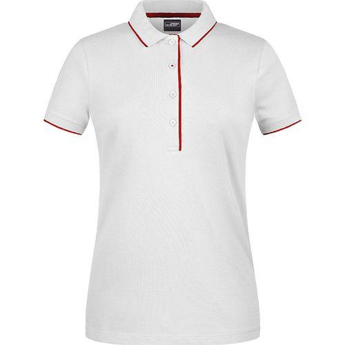 Polo classique Femme - rouge
