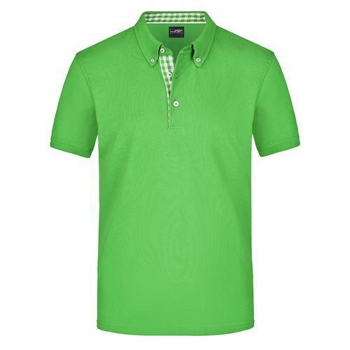 Polo fashion Homme - vert citron