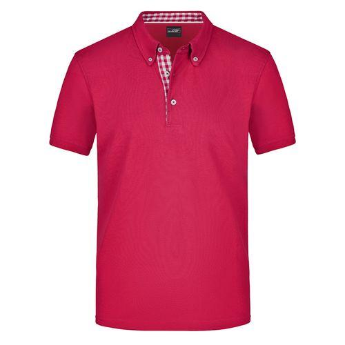 Polo fashion Homme - pourpre