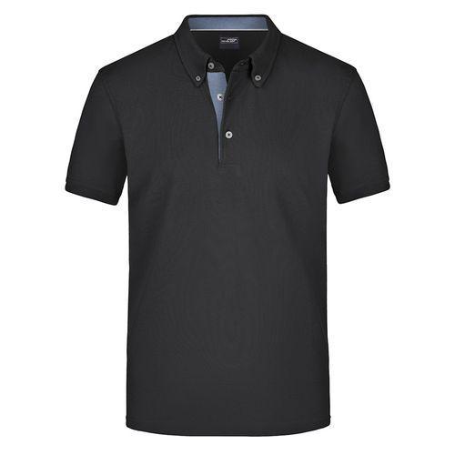 Polo fashion Homme - noir