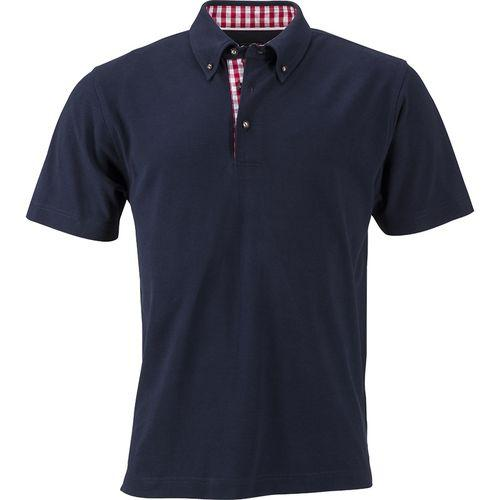 Polo fashion Homme - rouge