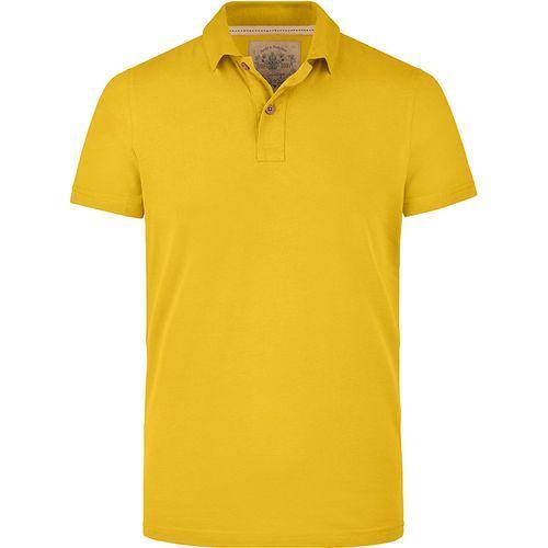 Polo fashion Homme - jaune soleil