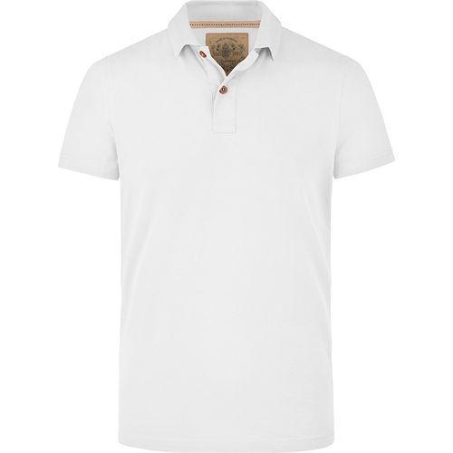 Polo fashion Homme - blanc