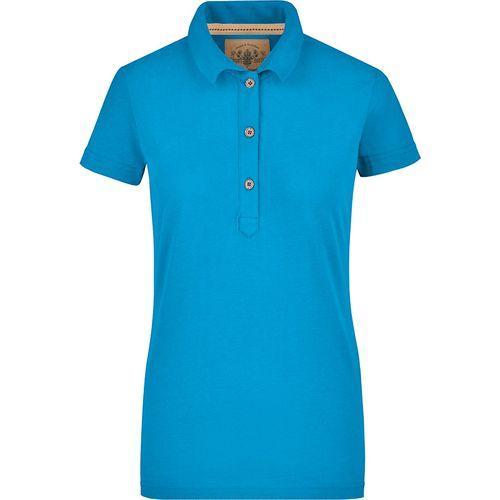 Polo fashion Femme - turquoise