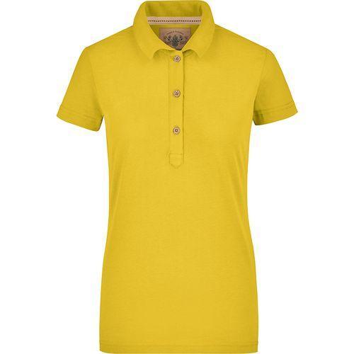 Polo fashion Femme - jaune soleil