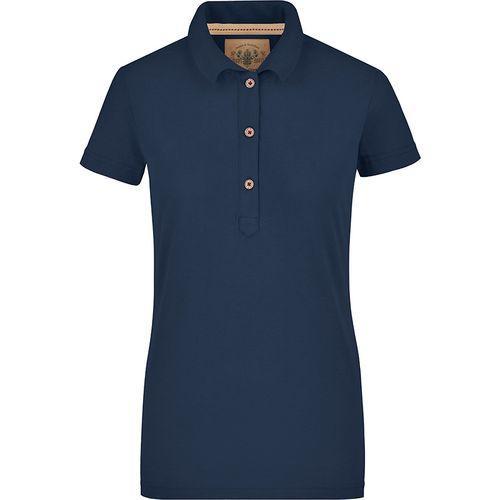 Polo fashion Femme - bleu marine