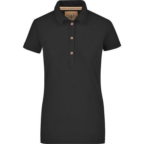 Polo fashion Femme - noir