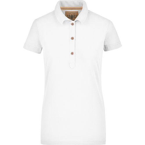 Polo fashion Femme - blanc