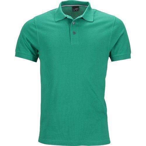Polo fashion Homme - vert irlandais
