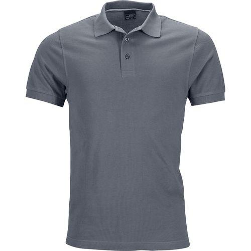 Polo fashion Homme - carbone