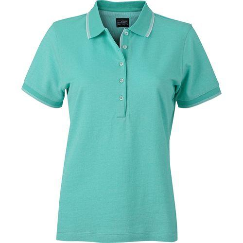 Polo fashion Femme - vert clair