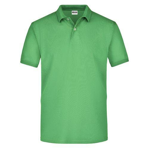 Polo classique Homme - vert citron