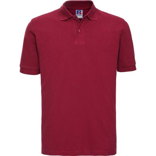 POLO HOMME CLASSIC - rouge