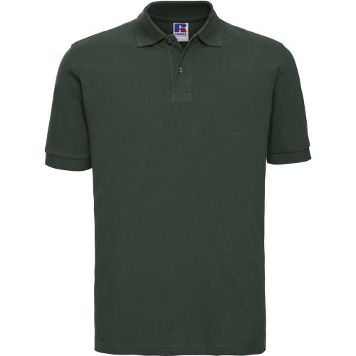 POLO HOMME CLASSIC - vert bouteille