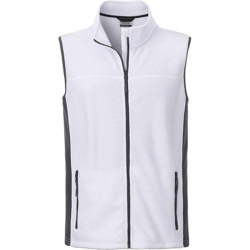 Bodywarmer workwear Homme - carbone