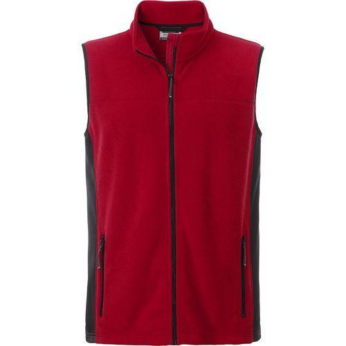 Bodywarmer workwear Homme - rouge