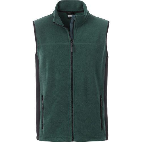 Bodywarmer workwear Homme - vert foncé