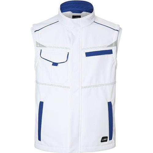 Bodywarmer softshell Workwear - bleu royal
