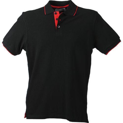 Polo classique Unisex - rouge