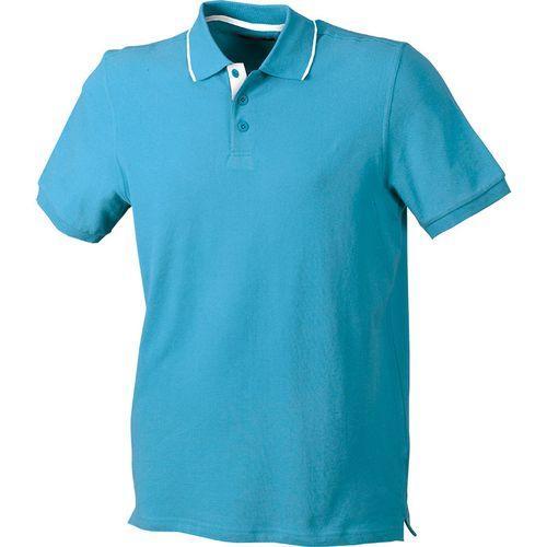 Polo classique Unisex - turquoise