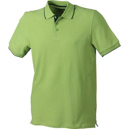 Polo classique Unisex - vert prairie