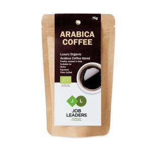 Café moulu arabica bio 75g