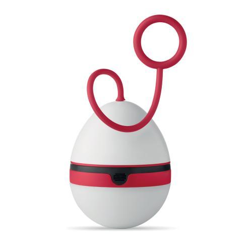 Petite lampe suspendue - rouge