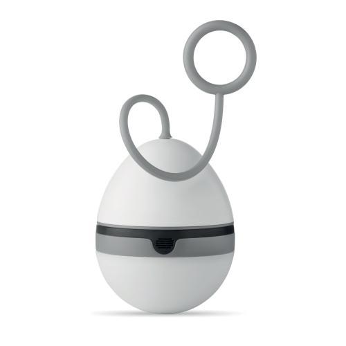 Petite lampe suspendue - gris