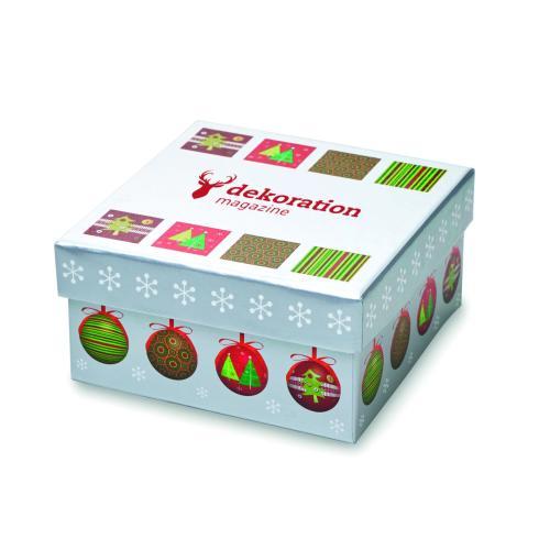 Ensemble de boules de Noël - multicolore
