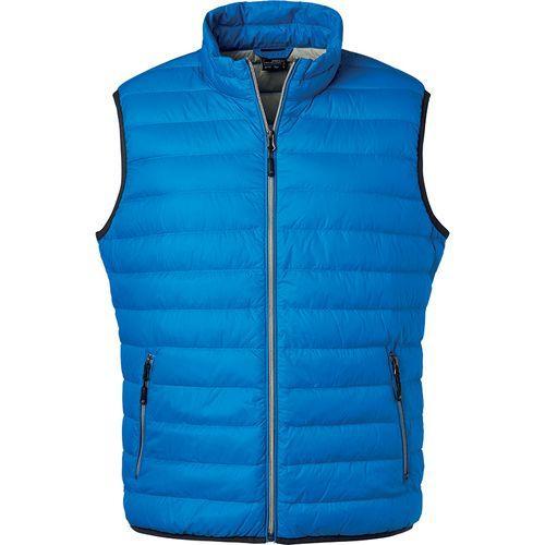 Bodywarmer matelassé Homme - bleu cobalt