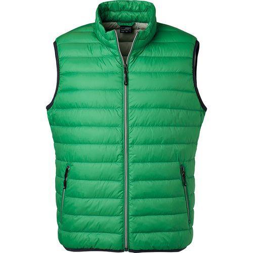 Bodywarmer matelassé Homme - vert fougère