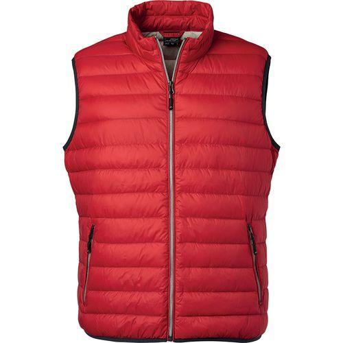 Bodywarmer matelassé Homme - rouge
