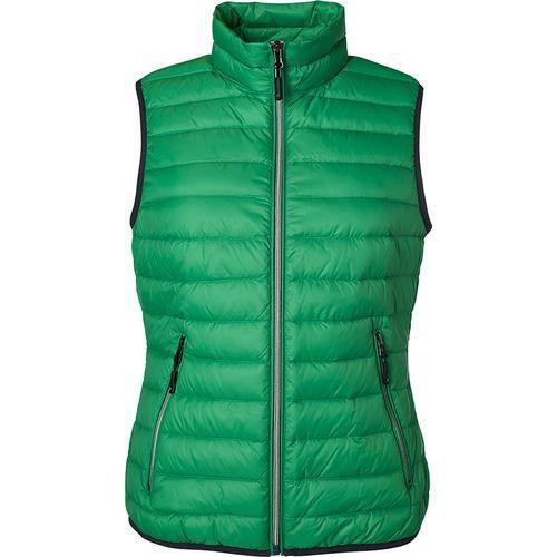 Bodywarmer matelassé Femme - vert fougère