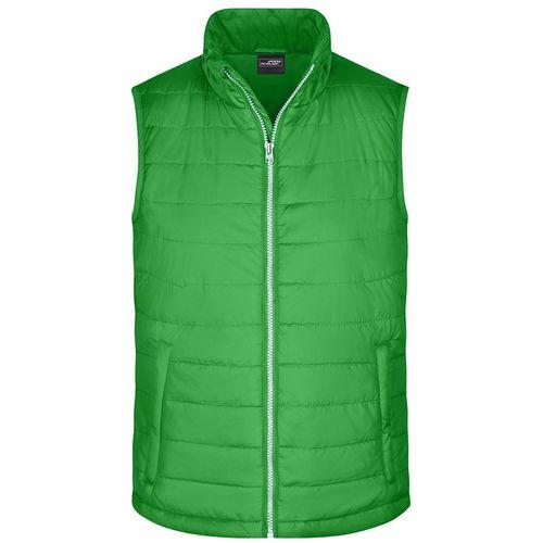 Bodywarmer matelassé Homme - vert