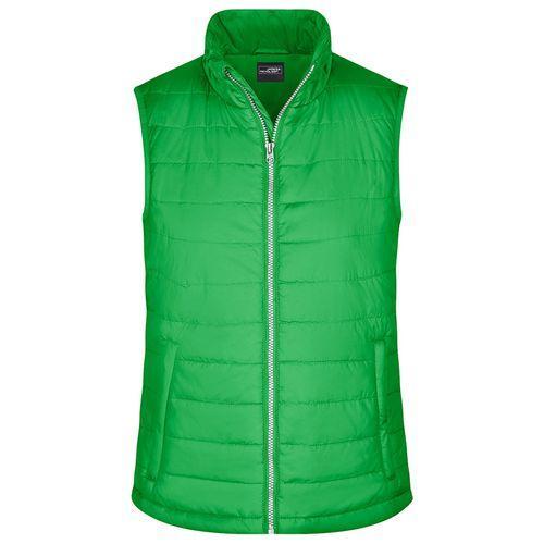 Bodywarmer matelassé Femme - vert