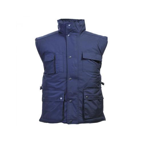 Bodywarmer Ripstop Ultra Resistant - bleu marine