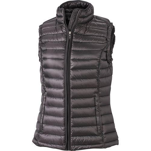 Bodywarmer matelassé hiver Femme - noir