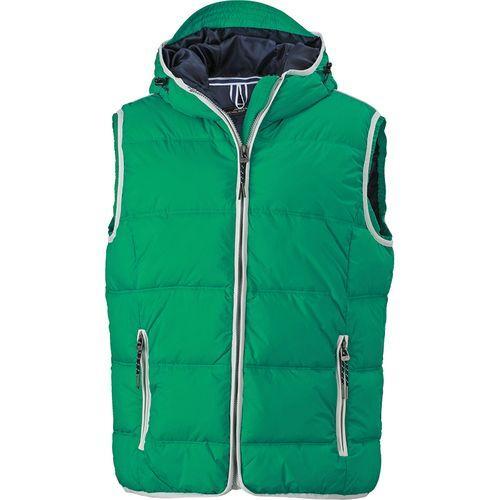Bodywarmer matelassé Homme - vert irlandais