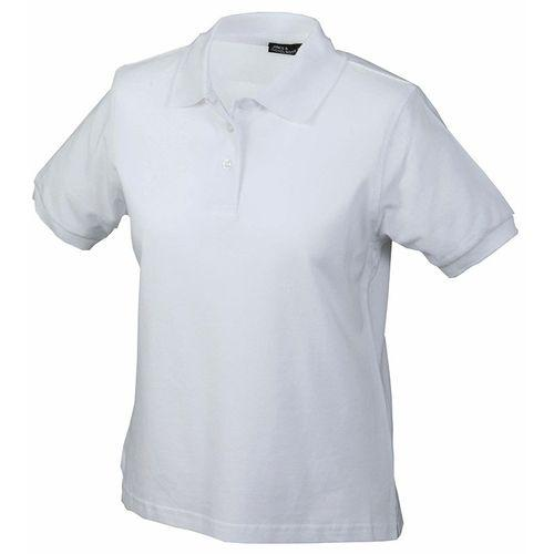 Polo classique Femme - blanc