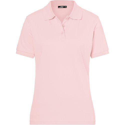 Polo classique Femme - rose clair